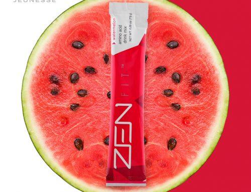 مکملهای پودری زِن فیت واتر مِلون ژنس – Zen Fit Watermelon